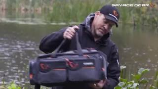 Сумка рыболовная savage gear lure hang bag l