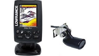 Lowrance elite 3x all season pack review