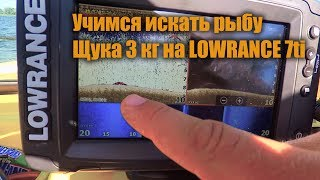 Эхолот сканер downscan lowrance elite 5 dsi