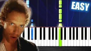 Viva la vida piano chords beginner