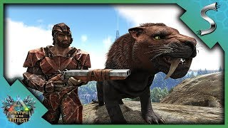 Про ark survival of the fittest