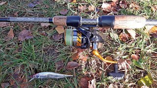 Удилище DAIWA THE SILVER CREEK MS77ML (TSCMS77ML)