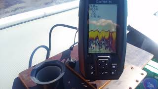 Эхолот Garmin Striker plus 4cv датчик gt20