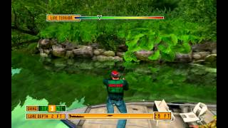 Free Bass Fishing Games Online and For PC