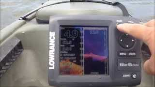 Lowrance elite 5 dsi installation manual