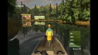 Rapala fishing frenzy wii how to cast