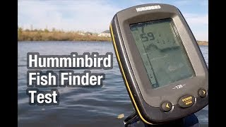 Humminbird 110 fishin buddy portable fish finder manual