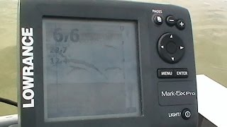Echo lowrance mark 5x pro price