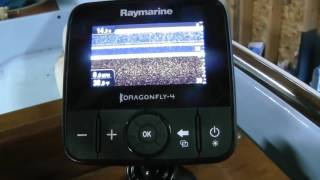 Raymarine DragonFly with Gold Chart Bundle