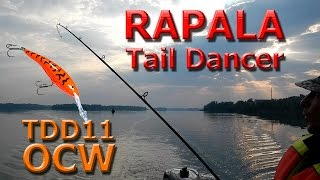 Воблер rapala deep tail dancer каталог