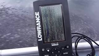 Lowrance elite-4 chirp 83 200 455 800 000-11808-001