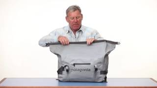 Сумка Patagonia Stormfront Wet Dry Duffel