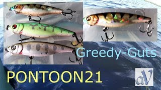 Pontoon21 GreedyGuts 77