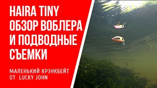 Воблеры lucky john haira tiny plus foot